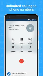 Talkatone: Free Texts, Calls & Phone Number 6 3 6 Download