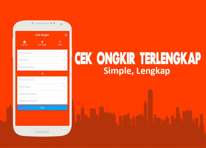 Cek Resi Dan Ongkir Jne Jnt Tiki Pos Ninja 3 1 7 Download Android Apk Aptoide