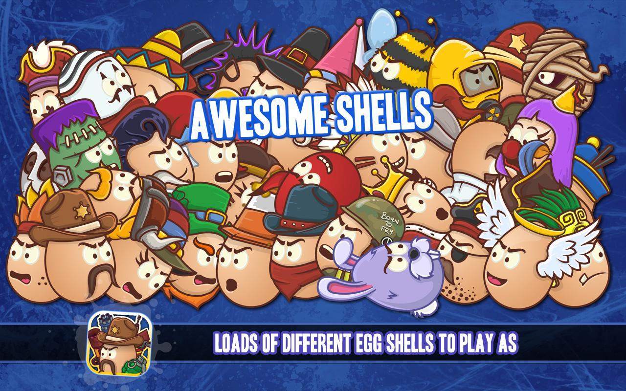 Bad Eggs Online 2 screenshot 5
