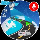 GPS Satellite View: Global Earth Map Navigation