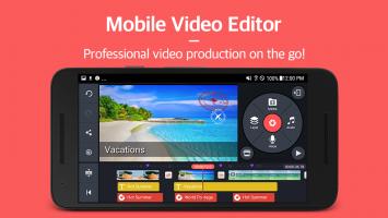 KineMaster – Pro Video Editor Screen
