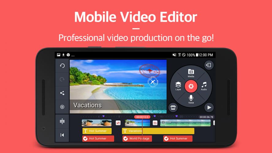 KineMaster – Pro Video Editor By Priyanshu Chauhan Download ...