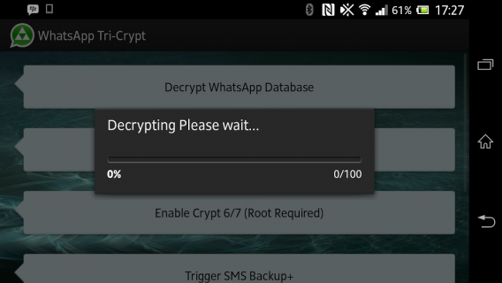 WhatsApp Tri-Crypt 1 5 Download APK for Android - Aptoide