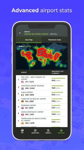 RadarBox · Live Flight Tracker & Airport Status screenshot 3