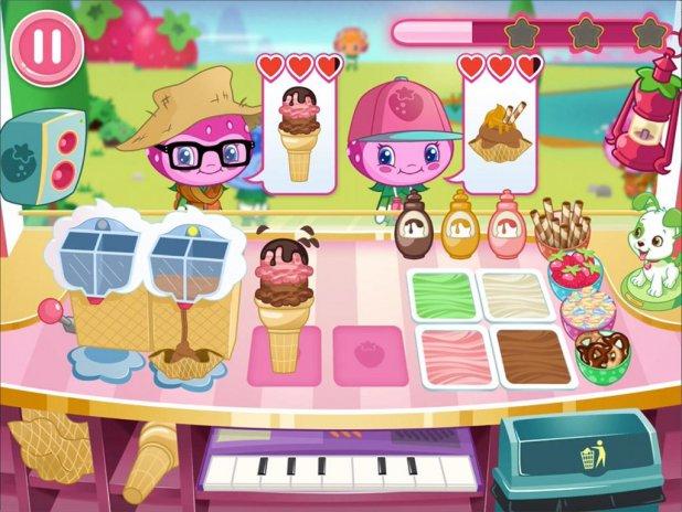 Emily Erdbeer Eiscreme Insel Screenshot 4