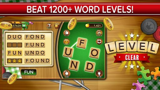 Word Collect - Free Word Games screenshot 1