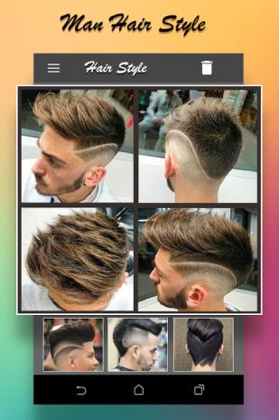 Man HairStyle Photo Editor - Latest Hair Style 1.1 ...
