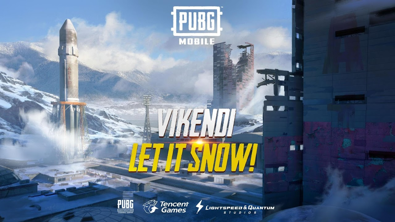PUBG MOBILE screenshot 1