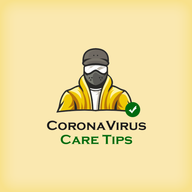 Coronavirus Care Tips Icon
