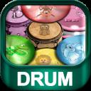 Animal Bongo Drums for Kids