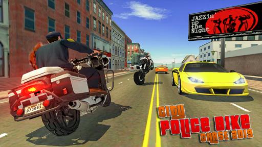 Police chasing bikes 2019 screenshot 2