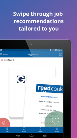 Reed Co Uk Job Search Apply To Over 250 000 Jobs 1