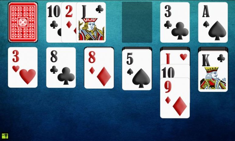 Solitaire Klondike Solitaire 1 00 Download Apk For Android Aptoide