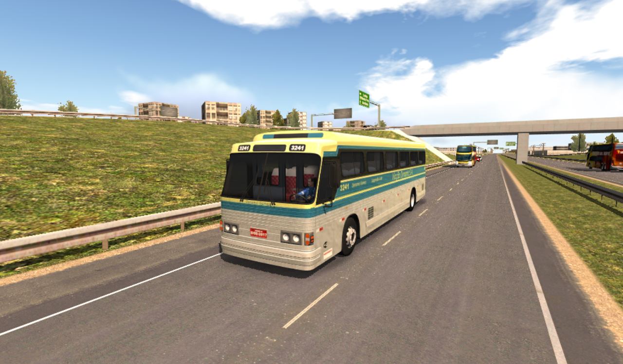 Heavy Bus Simulator screenshot 1
