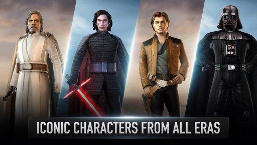Star Wars™: Force Arena screenshot 5