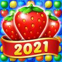 Fruit Diary - Fruit Match 3 Puzzle Games Offline