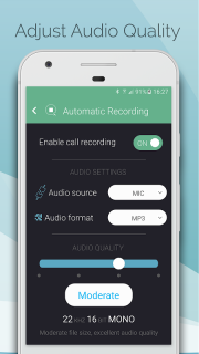Automatic Call Recorder & Hide App Pro - callBOX screenshot 8