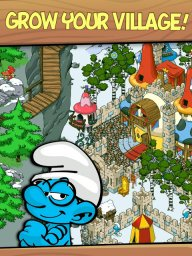 Smurfs' Village screenshot 2