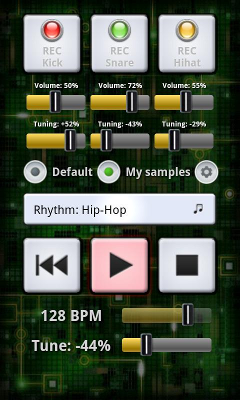 My BeatBox screenshot 2