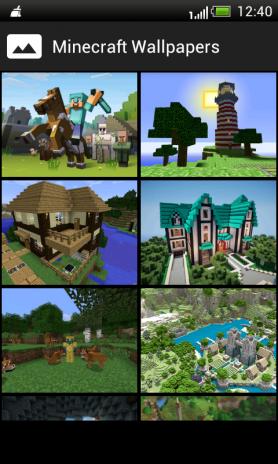 Fonds Décran Minecraft Hd 21 Télécharger Lapk Pour