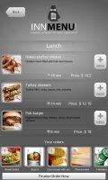 Innmenu free - restaurant menu Screen