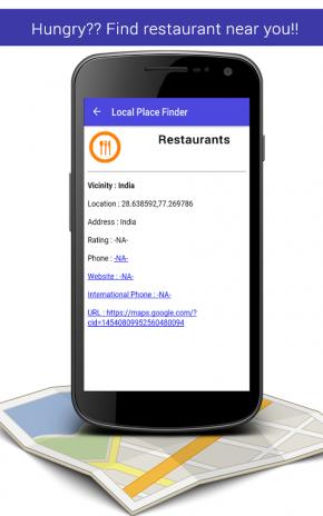 Local Address Location Finder Screenshot 5