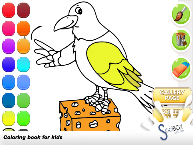 Kuş Boyama Kitabı 10190417 Android Aptoide Için Apk Indir