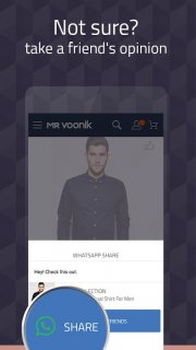 Mr Voonik - Online Shopping App screenshot 5