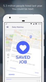 Snag - Jobs Hiring Now screenshot 2