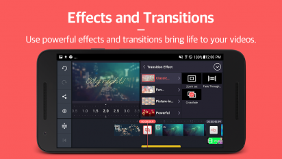 kinemaster pro video editor screenshot 7