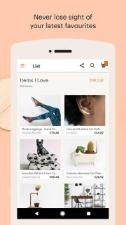 Etsy: Handmade & Vintage Goods screenshot 5