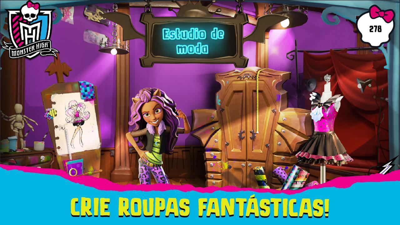 Monster High™ screenshot 1