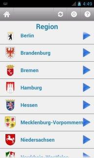 Deutsche Radio screenshot 2