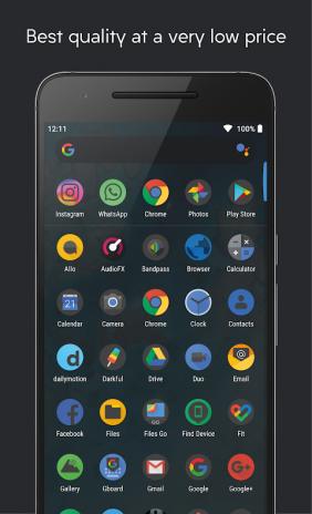 nova 3d icon pack theme hd apk