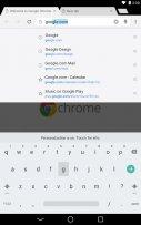 Chrome Canary (Unstable) Screenshot