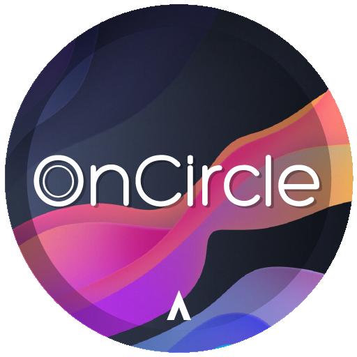 Apolo Circle  - Theme, Icon pack, Wallpaper