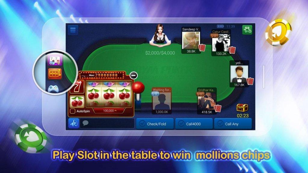 Boyaa poker online free