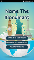 Name The Monument Screen