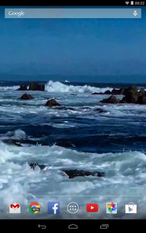 Ocean Waves Live Wallpaper Hd 59 Screenshot 14