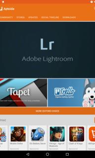 Aptoide Dev V8 screenshot 4