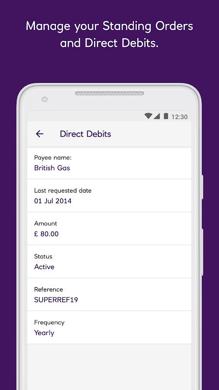 NatWest Mobile Banking screenshot 1
