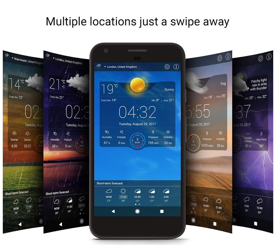 Samsung Weather APK Mirror
