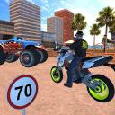 neues Motocross-Fahrer-Real-Dirt-Bike-Spiel