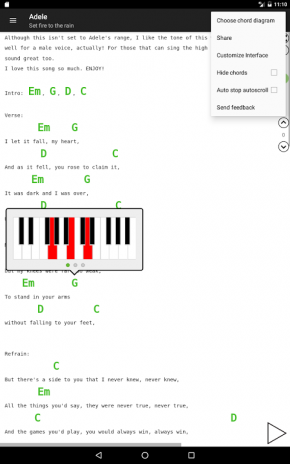 Guitar chords and tabs 2.7.6 Download APK for Android - Aptoide