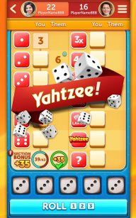 YAHTZEE® With Buddies Dice Game screenshot 2