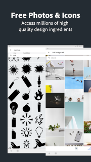 Adobe Spark Post: Graphic Design & Story Templates screenshot 6
