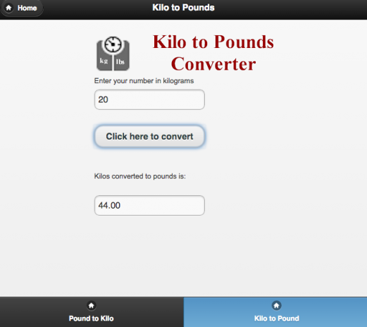Pounds To Kilograms Converter 601 Download Apk For Android Aptoide