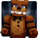 Skins FNAF and Sister Location for Minecraft PE