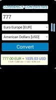 Full Conversor de Monedas Screen