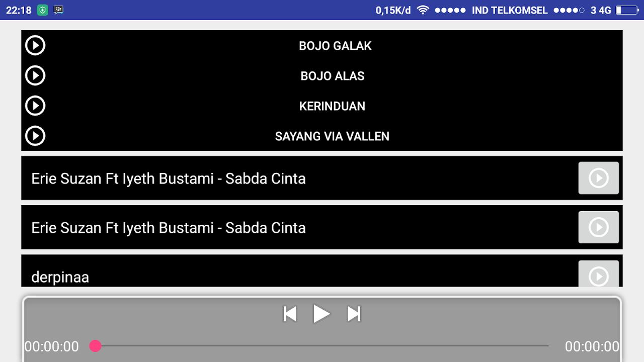 Gendang + Lagu Koplo screenshot 2